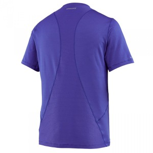 Koszulka do biegania - Saucony SPEED OF LITE SINGLET (ViZiPro Citron)